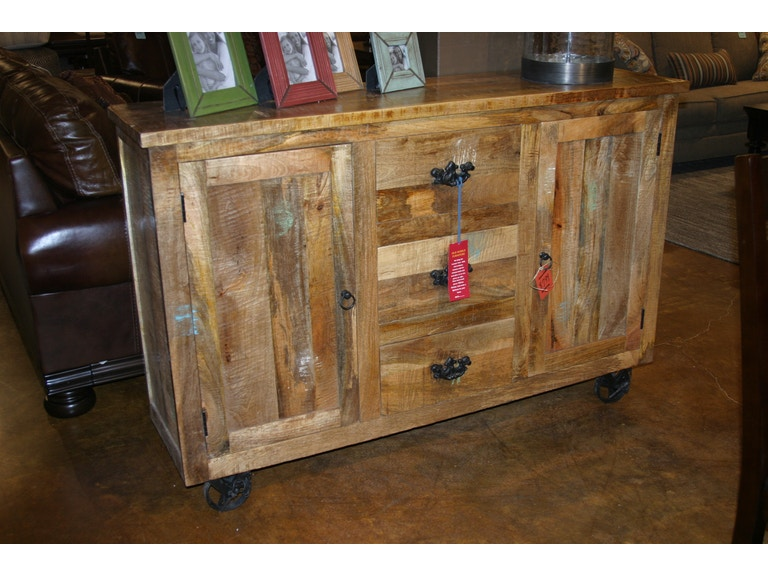 Simply Home by Lindy\'s Furniture Living Room Rustic Chest by Old ...