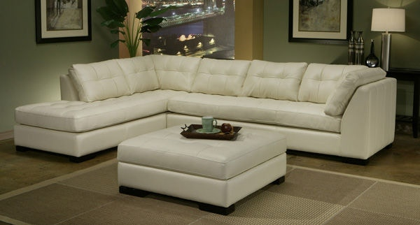 Leather And More Living Room Omnia Sectional (SKU: Newport) Is Available At  Hickory Furniture Mart In Hickory, NC And Nationwide.