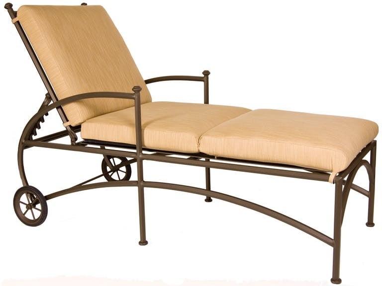 Outdoor Furniture By Goodu0027s Vista Adjustable Chaise By OW Lee Furniture  1449 CH