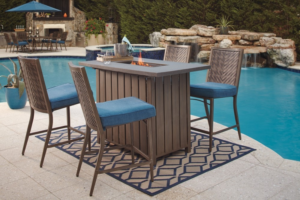 simply outdoor furniture by lindy s outdoorpatio partanna bar table rh hickoryfurniture com craigslist hickory outdoor furniture hickory outdoor furniture hwy 321 hickory nc