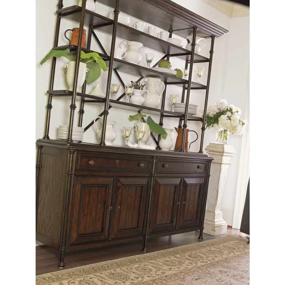 Wonderful Stanley Furniture Outlet By Goodu0027s European Farmhouse   Lu0027Acrobat Open Air  Shelf By Stanley