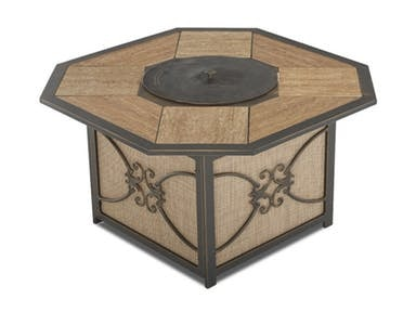 Outdoor Furniture By Heritage Lowell Bay Firepit By Klaussner Outdoor W6003