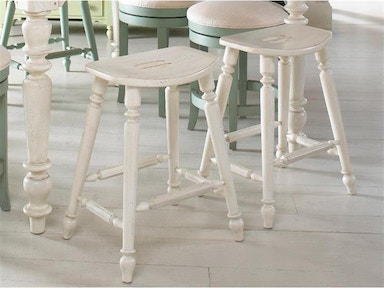 Fine Furniture Design Summer Home Saddle Counter Stool 1051-928-S