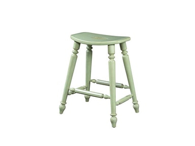 Fine Furniture Design Summer Home Saddle Counter Stool 1052-928-S