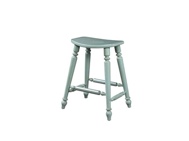 Fine Furniture Design Summer Home Saddle Counter Stool 1053-928-S