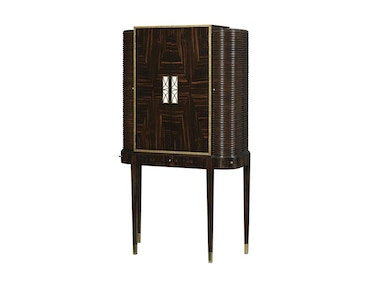 Fine Furniture Design Humphrey Bogart Silver Screen Bar Cabinet 1428-995