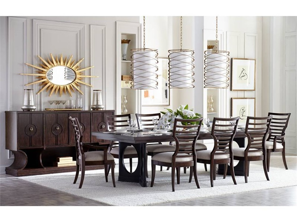 Stanley Furniture Double Pedestal Dining Table 696 11 36. Stanley Furniture 696 11 36 Dining Room Double Pedestal Dining Table
