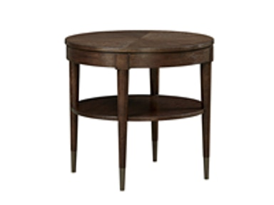 Fine Furniture Design Textures Rosa End Table 1560-970