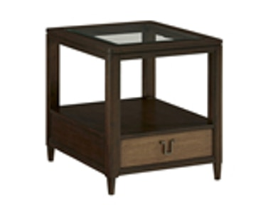 Fine Furniture Design Textures Paxton End Tables 1561-960