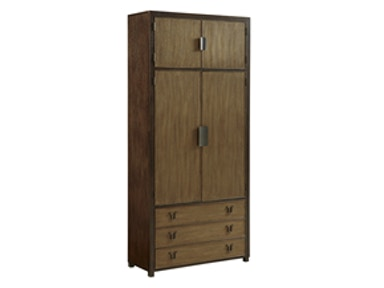 Fine Furniture Design Textures Jenson Bunching Bar Cabinet 1561-995