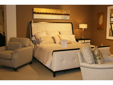 Bernhardt Furniture Jet Set King Bed 356-HFR36-GFO