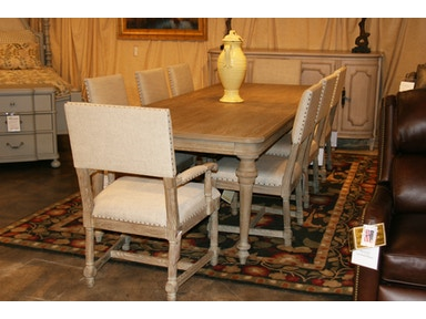 Bernhardt Furniture Antiquarian Dining Group by Bernhardt Furniture 365-222-GFO