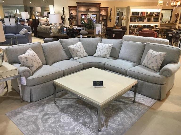 Sherrill Furniture 9600 Series Sectional 96ll Rbd 96rl 96cc Xbd