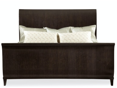 Bernhardt Furniture Haven Sleigh Bed 346-H36R/346-F36R/346-R36R
