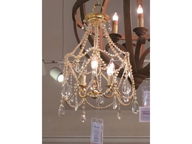 Currey and Company Eloise Chandelier 9928 Clearance