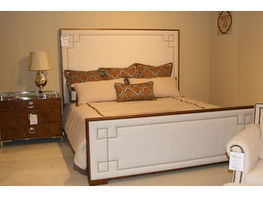 Bernhardt Furniture Soho Luxe King Bedroom Group by Bernhardt Furniture 368-H06/F06/R06-GFO