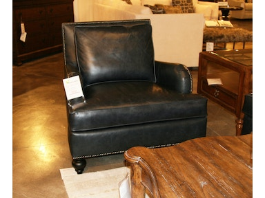 Bernhardt Furniture Beckford Leather Chair by Bernhardt Furniture 1442LO-GFO
