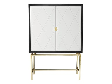 Bernhardt Furniture Jet Set Bar Cabinet 356-840