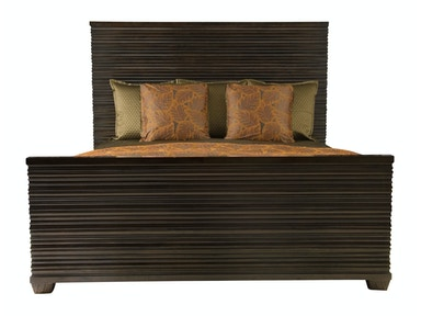 Bernhardt Furniture Miramont Panel Bed 360-H09/F09/R09