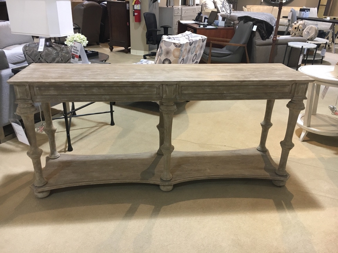 Dovetail Furniture Cohen Console Table DOV2298 Clearance