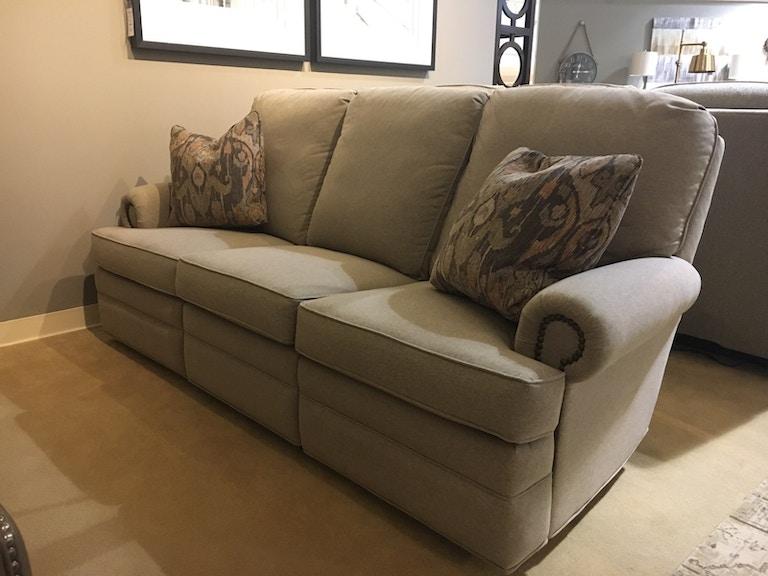 Motioncraft Furniture Alexander Reclining Sofa 7130 Prk Clearance
