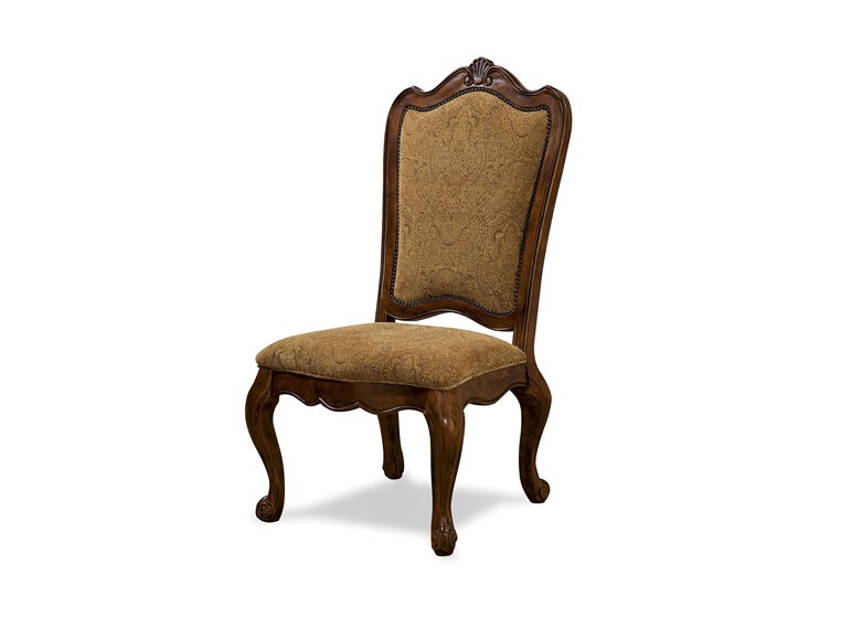 Universal Furniture Villa Cortina Upholstered Back Side Chair 409638 RTA C