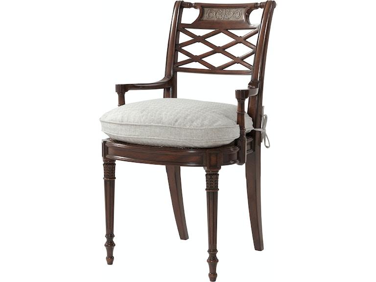 Strange Theodore Alexander Furniture 4100 236 1Aqp Dining Room Lamtechconsult Wood Chair Design Ideas Lamtechconsultcom