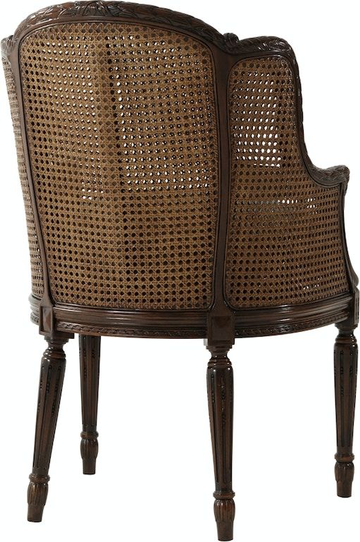 Fabulous Theodore Alexander Furniture 4200 046 Living Room Louis Berg Short Links Chair Design For Home Short Linksinfo