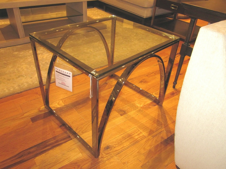 Vanguard Furniture Sydney Base And Top End Table P215e Gl Outlet