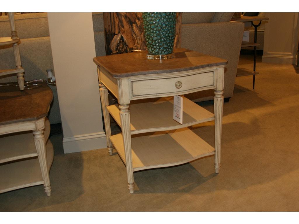 Stanley Furniture 007 25 10 Outlet Living Room European Cottage Lamp Table