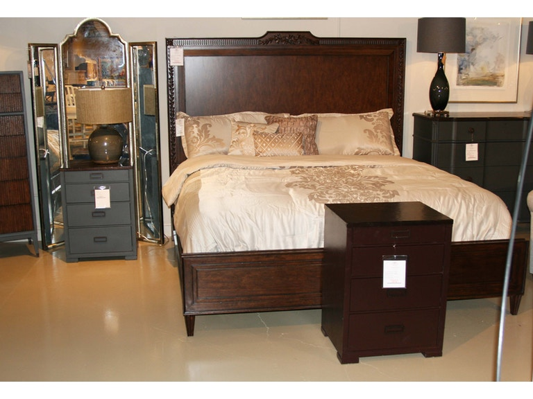 Stanley Furniture 510-13-45 Outlet Bedroom Villa Couture-Viviana ...