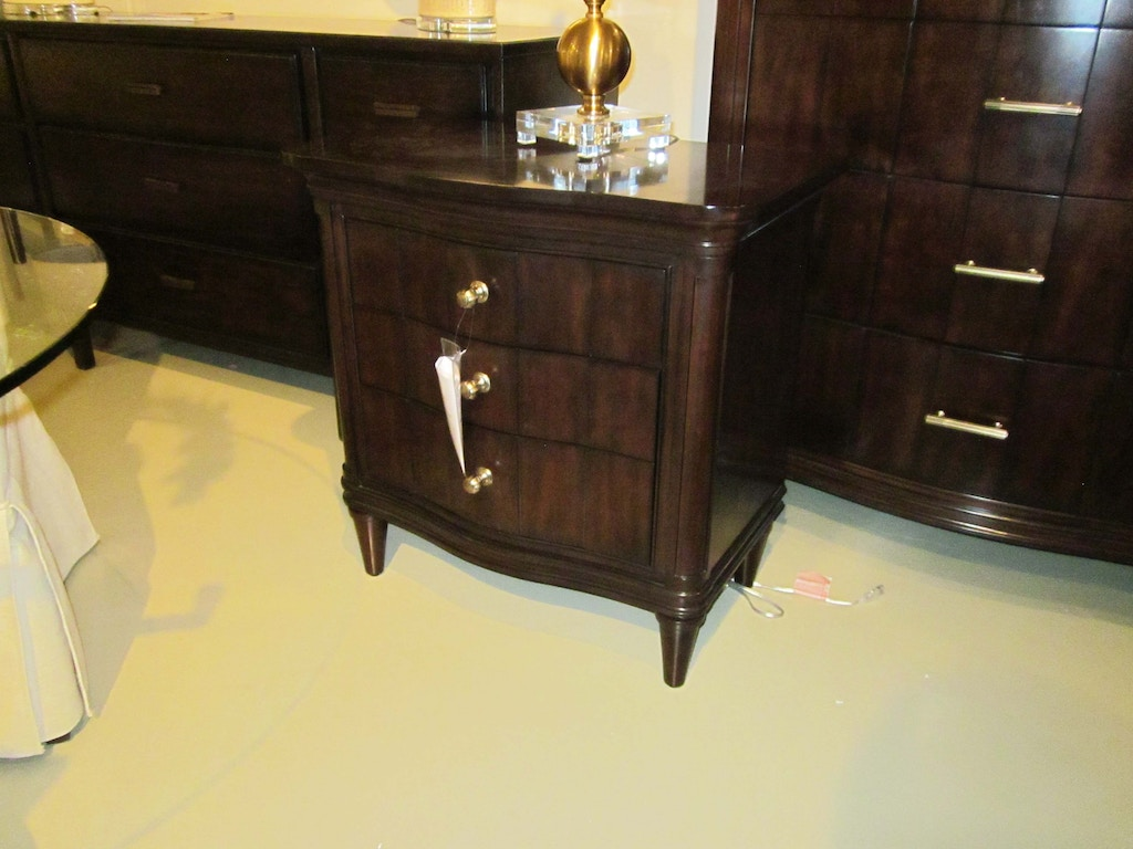 Stanley Furniture Bedroom Avalon Heights Swingtime Nightstand 193 13 82 Outlet Goods Home