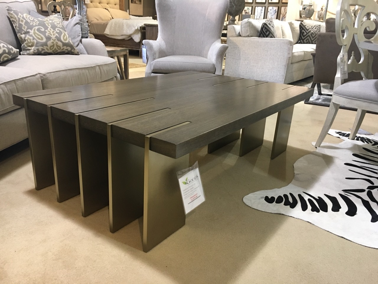 Vanguard Furniture Cocktail Table P516C SH Clearance