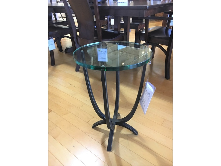 6290 15 Gl Clearance Charleston Forge Triumph Round Top Drink Table Goods