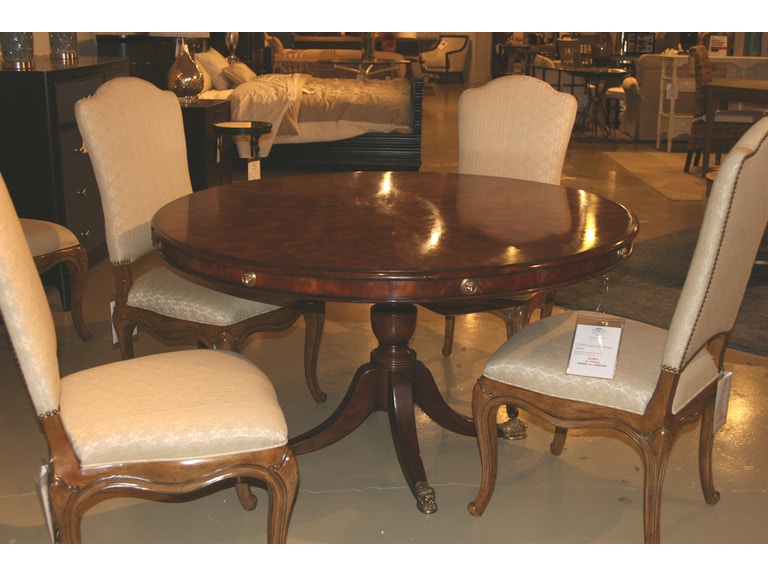 Theodore Alexander Furniture Dining Table 5405 120 Outlet