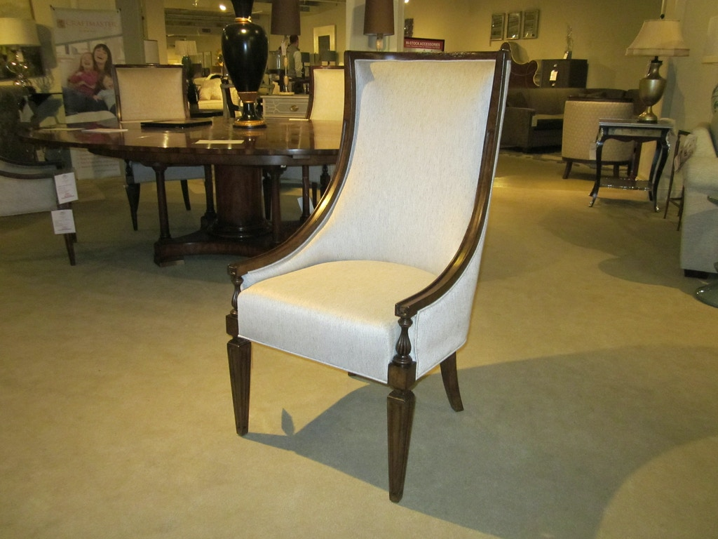 510 11 75 Outlet Stanley Furniture Villa Couture Host Chair Clearance
