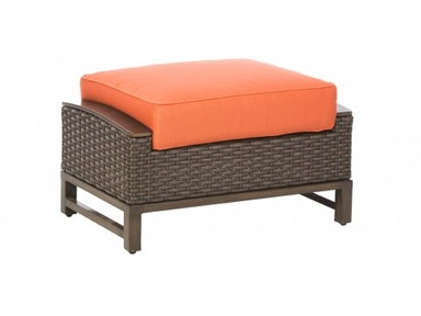 Alfresco Home LA LIMA OTTOMAN 54-1389