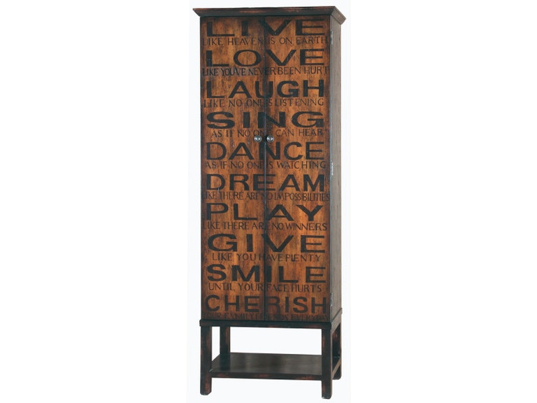 Pulaski Furniture 549162 Dining Room Wine Cabinet