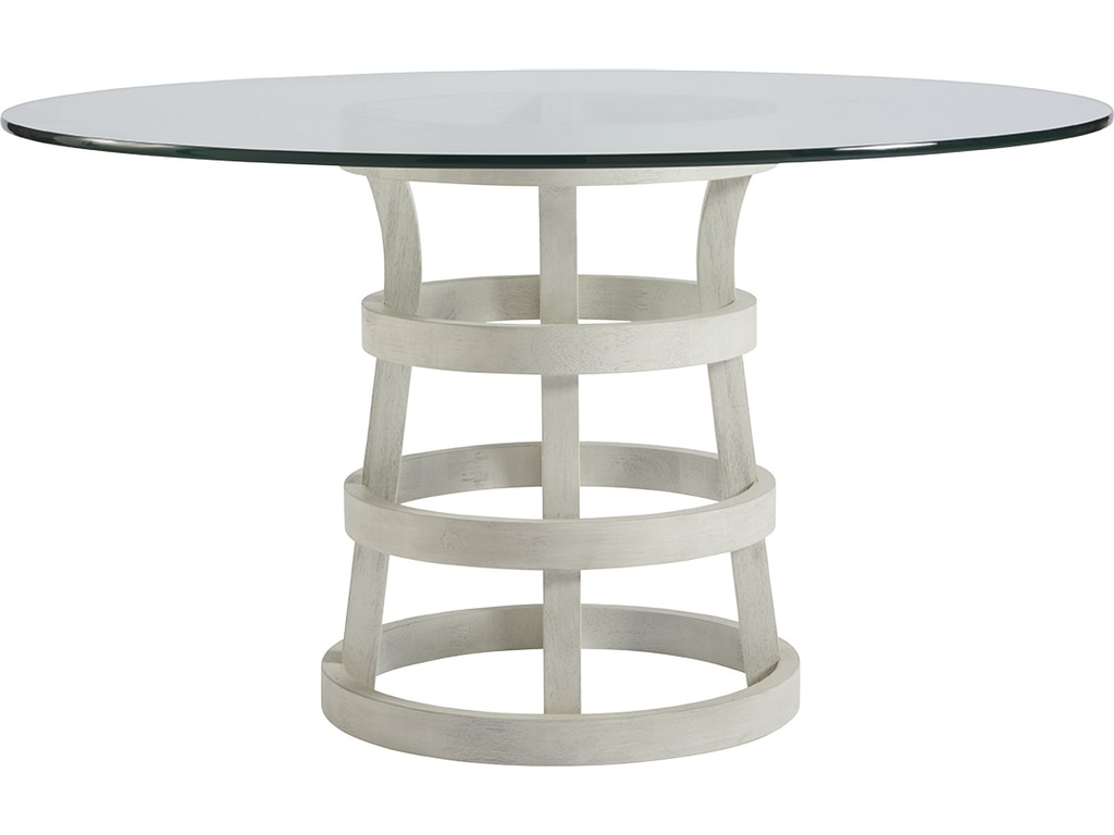 Coastal Living By Universal 833656a Dining Room 54 Inch Round Dining Table