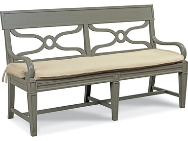Drexel Heritage Furniture Viage Traditions Bench 910-779