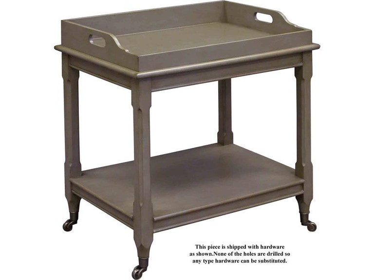 Accents Beyond Furniture Tea Trolley 08-2302