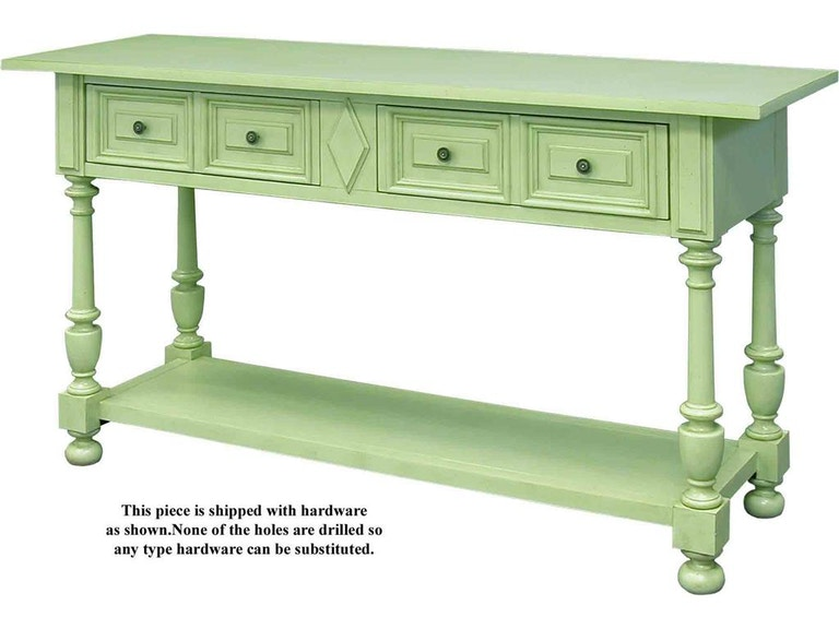 Accents Beyond Furniture Console 08-2305