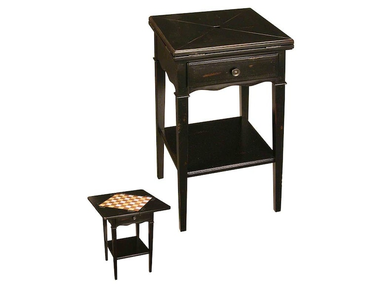 Accents Beyond Furniture Small Game Table 1093-B