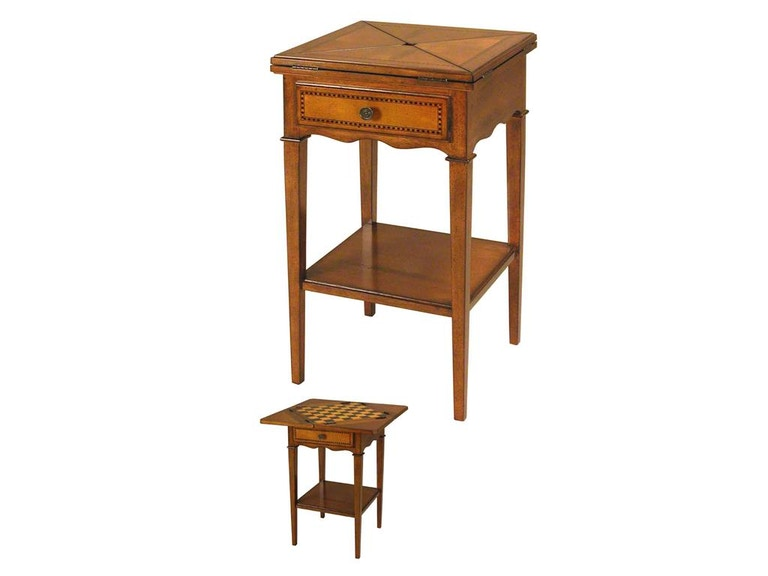 Accents Beyond Furniture Small Game Table 1093