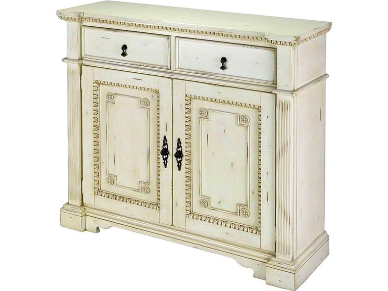 Accents Beyond Furniture Hall Chest 1213-W