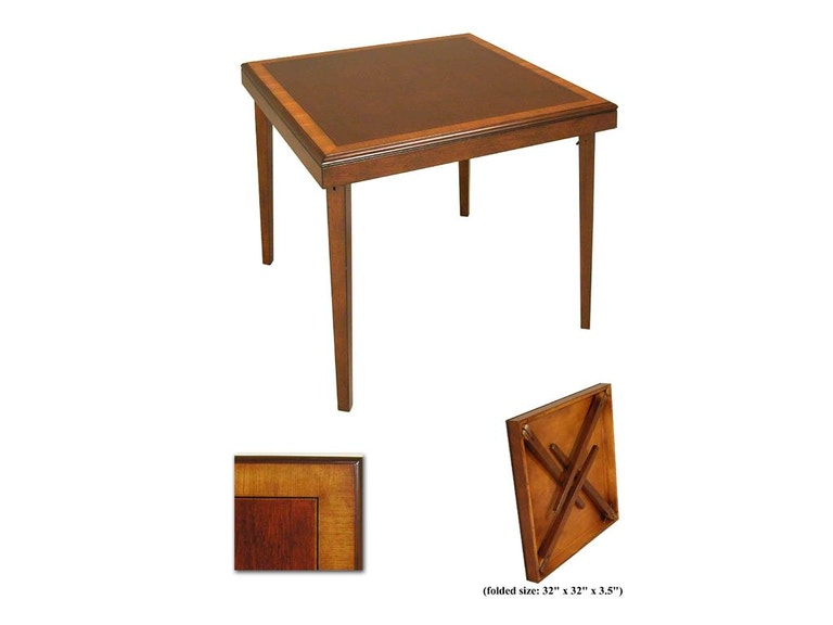 Accents Beyond Furniture Folding Card Table 1380