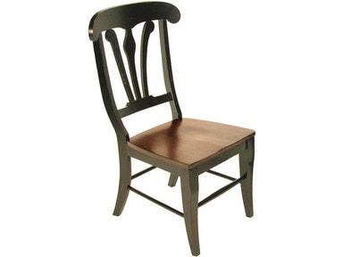 Accents Beyond Furniture Dining Room Side Chair
