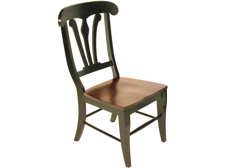 Accents Beyond Furniture Side Chair 1501-B