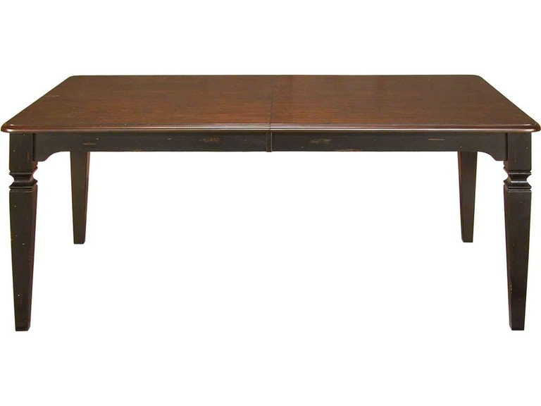 Accents Beyond Furniture Dining Table 1503S-B