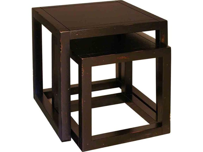 Accents Beyond Furniture Nesting Tables 1601-B